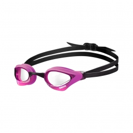ARENA Cobra Core - Clear Pink White - Lunettes Natation