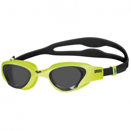 ARENA The One - Smoke Lime Black - Lunettes Natation