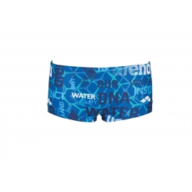 ARENA Evolution Low Waist Short Pix Blue - Boxer Natation