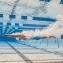 Combinaison Finis Fuse Open Back Kneeskin - Caribbean Blue
