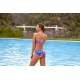 Funkita Layer Cake - Diamond Back - Off the Wall Collection - Maillot Femme Natation