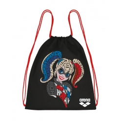 Mesh Bag ARENA SUPER HERO FAST SWIMBAG HARLEY QUINN