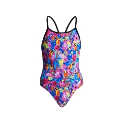 Funkita Fille Club Tropo - Diamond Back - Off the Wall Collection