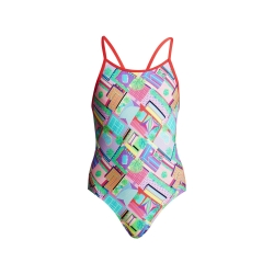 Funkita Fille Street View - Diamond Back - Off the Wall Collection
