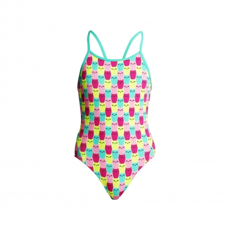 Funkita Fille Minty Mittens - Diamond Back - Off the Wall Collection