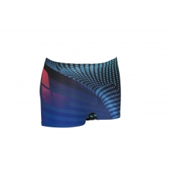ONE ARES Short - Black multi - Aquashort Natation Homme