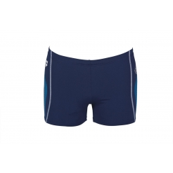 ARENA SIMMETRY SHORT - NAVY - Aquashort Natation Homme