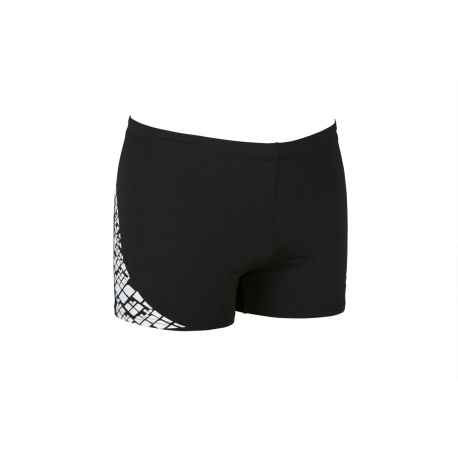 ARENA WASHY SHORT - Black - Aquashort Natation Homme