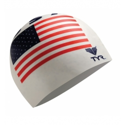 Bonnet Tyr USA White