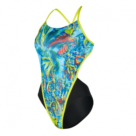 MP Michael Phelps OASIS Open Back - Maillot Natation Femme