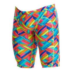 Funky Trunks Boy Panel Pop - Jammer Natation Junior