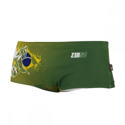 ZEROD Swim TRUNKS BRAZIL - Boxer Natation Homme
