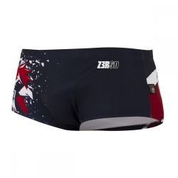ZEROD Swim TRUNKS FRANCE - Boxer Natation Homme