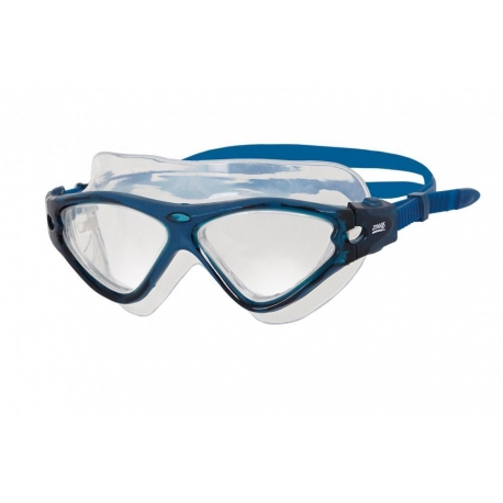 Lunettes Zoggs TRI VISION MASK blue/blue/clear