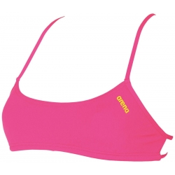 ARENA Bandeau Play - Fresia Rose Yellow Star - RuleBreaker - Haut 2 pièces