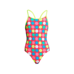 Funkita Girl Twister - Diamond Back - Maillot Fille Natation