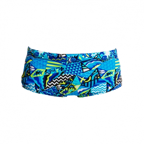 Funky Trunks Boy Rock Steady - Boxer Natation Junior