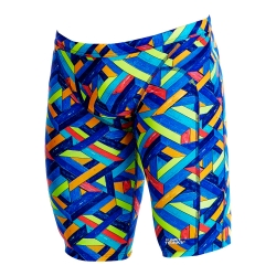 Funky Trunks Boarded Up - Jammer Natation Homme