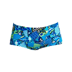 Funky Trunks Rock Steady - Boxer Natation Homme