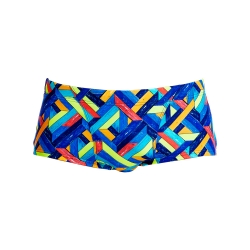 Funky Trunks Boarded Up- Boxer Natation Homme