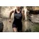 Trifonction Triathlon Femme ZEROD elite TRISUIT WOMAN BLACK SERIES