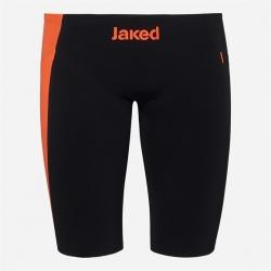 Jaked J KEEL Black Orange Homme - Jammer Natation Compétition