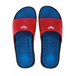Claquettes Arena MARCO X GRIP BOX HOOK - Blue Red