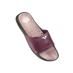 Claquettes Arena MARCO X GRIP BOX HOOK - Rose Wine Red