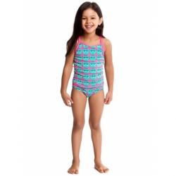 Maillot Funkita petite fille 2 pieces Parliament Party Toddler Fille Tankini