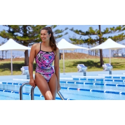 FUNKITA Fille - Skull Swim - Strapped In