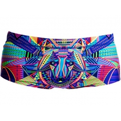 Funky Trunks Wolf Pack - Boxer Natation Junior