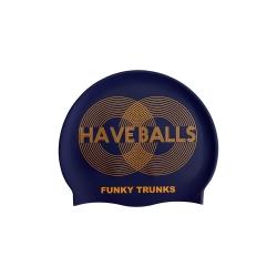 Bonnet funky trunks golden balls