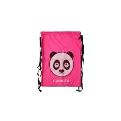 Mesh Bag FUNKITA Aqua Panda
