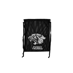 Mesh Bag FUNKY TRUNKS Roar Machine