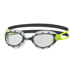 Lunettes Zoggs PREDATOR BLACK / LIME / CLEAR