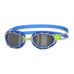 Lunettes Zoggs PREDATOR MIRROR JUNIOR - GREEN / BLUE / MIRROR