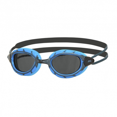 Lunettes Zoggs PREDATOR BLUE / BLACK / SMOKE