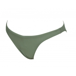 Bas de Maillot 2 pièces ARENA Solid Bottom Army Shiny Green