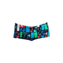 Funky Trunks Jungle Line - Maillot Natation Homme