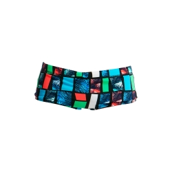 Funky Trunks Boy Jungle Line - Boxer Natation Garçon