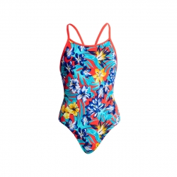 FUNKITA Fille - Aloha From Hawaii - Diamond Back - Maillot Junior Natation
