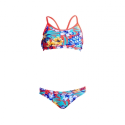 FUNKITA Fille Aloha from Hawaii - Racer Back 2 pieces