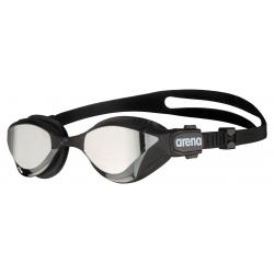 ARENA Cobra TRI SWIPE Mirror - Silver Black - Lunettes Triathlon Noir et Argent