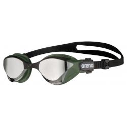 ARENA Cobra TRI SWIPE Mirror - Silver Army - Lunettes Triathlon