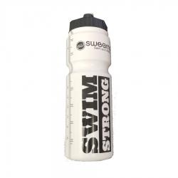 Bidon SWEAMS Swim Strong White - 750ml