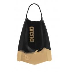 ARENA Powerfin Pro Fed Black Gold - Mini Palmes Natation & Piscine