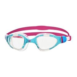 Lunettes Zoggs Aqua Flex - Blue Pink Clear