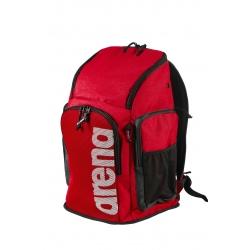 ARENA Team Backpack 45 - Team Red Melange - Sac à Dos Natation