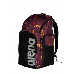 ARENA Team Backpack 45 Allover Love - Sac à Dos Natation
