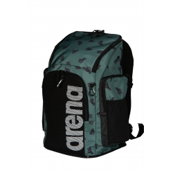 ARENA Team Backpack 45 Allover Cactus - Sac à Dos Natation